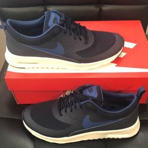 Nike Shoes - Nike Air Max Thea Women's Shoes Obsidian